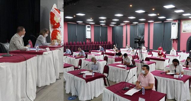 Haziran Ayı Olağan Meclis Toplantısı2. birleşimi tamamlandı