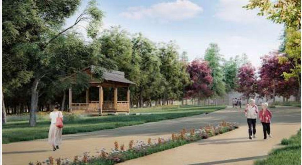 Kayseri Büyükşehir'den İlçelere Millet Bahçesi
