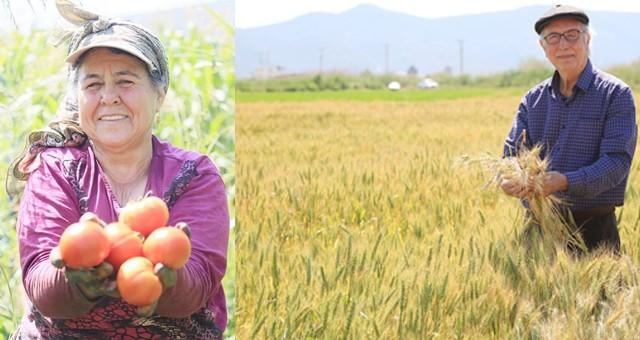 İsmail AtıcıÇiftçiler Günü'nü kutladı