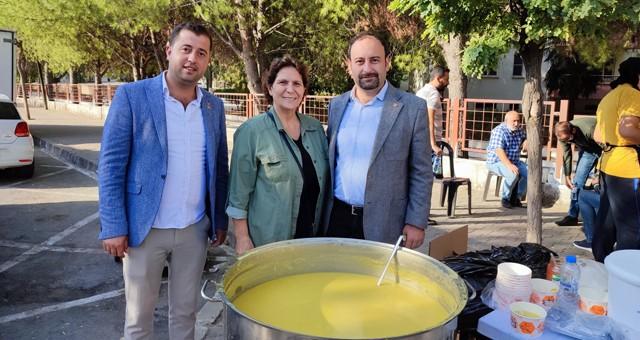 CHP Gençlik Kolları'ndan, üniversite öğrencilerine çorba ikramı