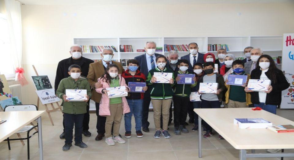 Battalgazi'de Yüz Yüze Eğitime Moral Ziyareti