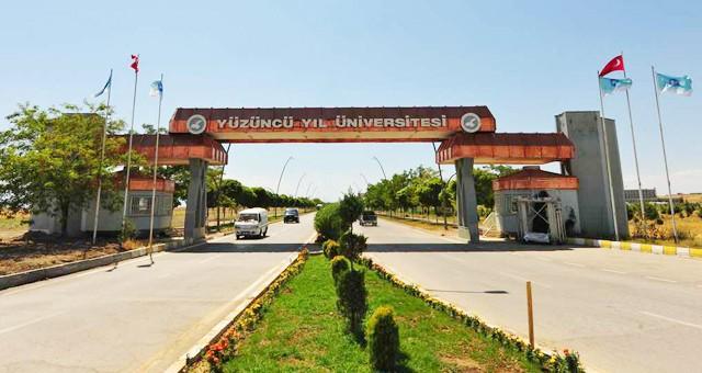 Van Yüzüncü Yıl Üniversitesi 91 Sözleşmeli Personel alıyor