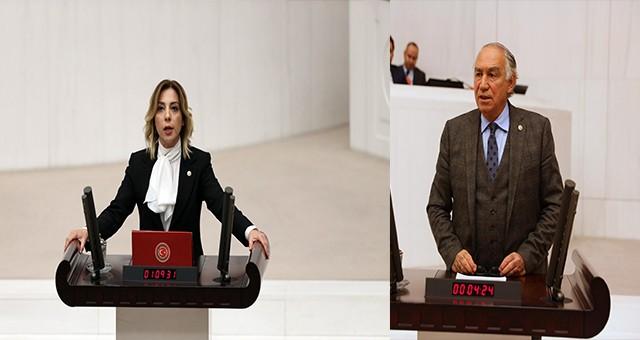 AKP Muğla Milletvekilleri Yelda Erol Gökcan ve M.Yavuz Demir'den  1 Mayıs Mesajları