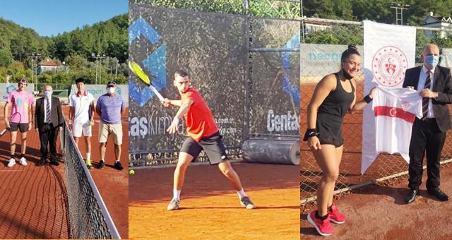 5 kıtadan 47 ülke, 128 sporcu Fethiye'de buluştu