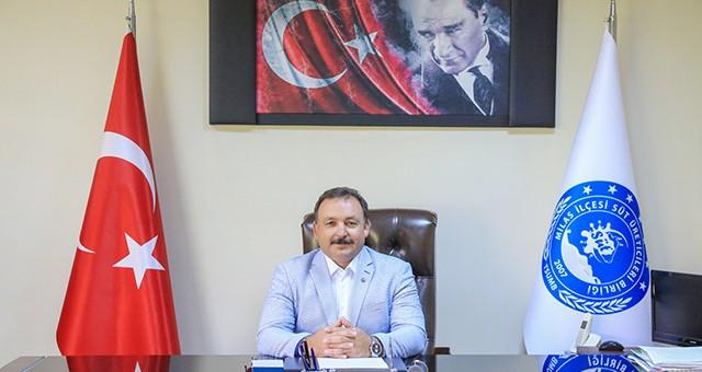 Başkan Gezgin'den Gazeteciler ve Basın Bayramı kutlaması