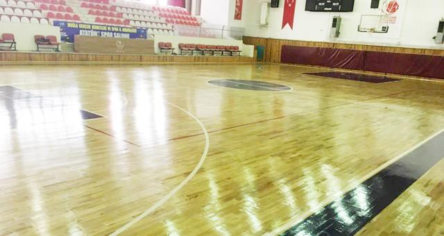 Menteşe Atatürk spor salonu bakım ve onarım işleri yaptırılacaktır