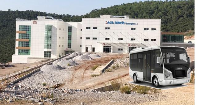 Yeni hastaneye ulaşım nasıl sağlanacak?Belli oldu..