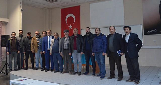 İKİNCİ TOPLANTIDAN DA SONUÇ YOK!.