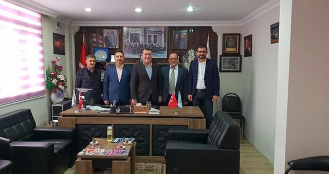 MHP ilçe teşkilatı, seçim çalışmalarını hızlandırdı