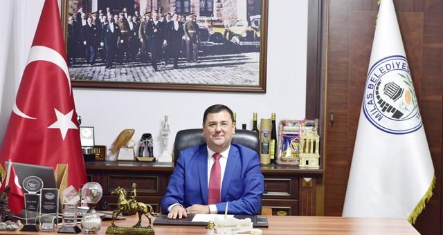 Milas Belediye Başkanı Av. Muhammet Tokat'ın 10 Ocak Çalışan Gazeteciler Günü mesajı