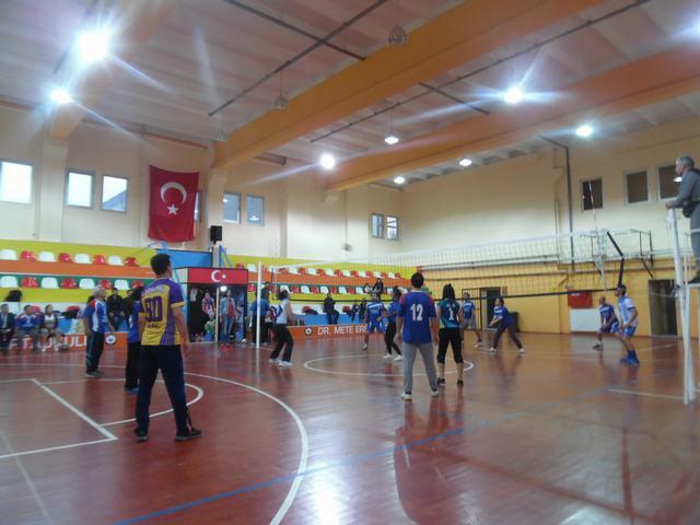 24 Kasım Öğretmenler Voleybol Turnuvası