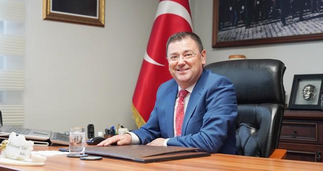 Başkan Tokat, Dünya Hukuk Günü'nü kutladı
