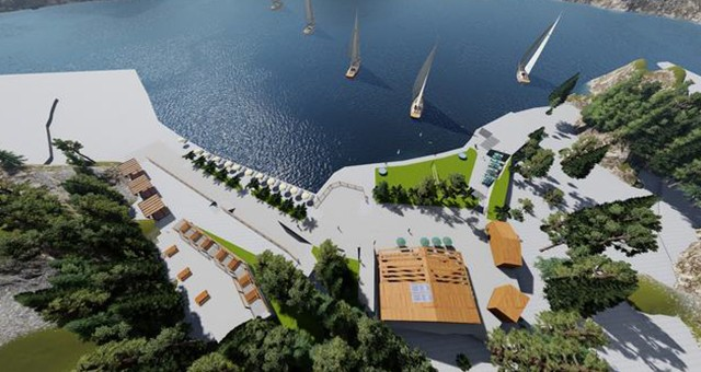 """Başkan Gürün'den Yeni Bir Proje Daha:  """"Denizcilik ve Yelken Eğitim Merkezi"""""""