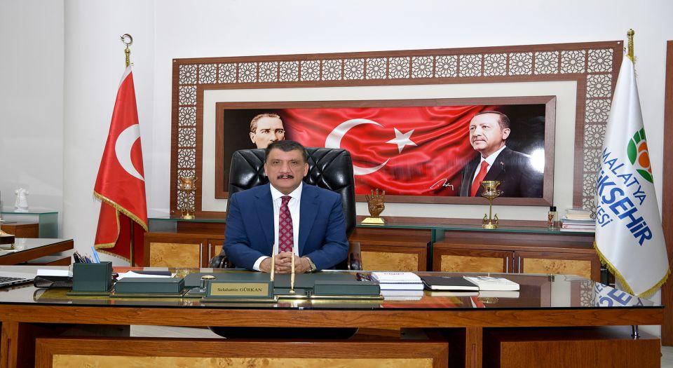 Başkan Gürkan, Şiddeti Kınadı