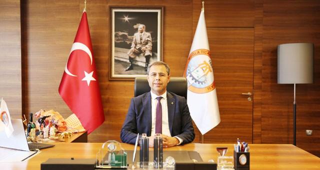 MUTSO Başkanı Ercan'dan örgün öğretim çağrısı