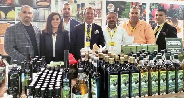 MİTSO Yörex Fuarı'nda Milas ürünlerini tanıtıyor