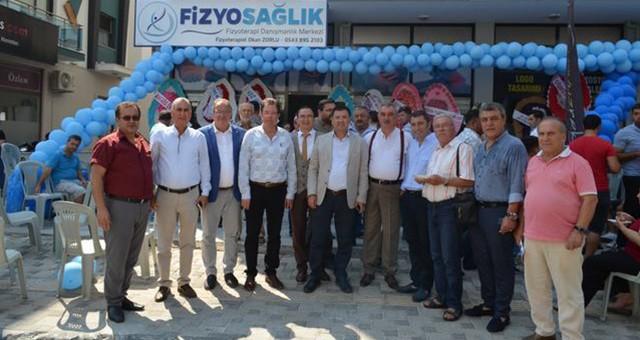 Milas'ta Fizyoterapi ve Danışmanlık Merkezi Açıldı