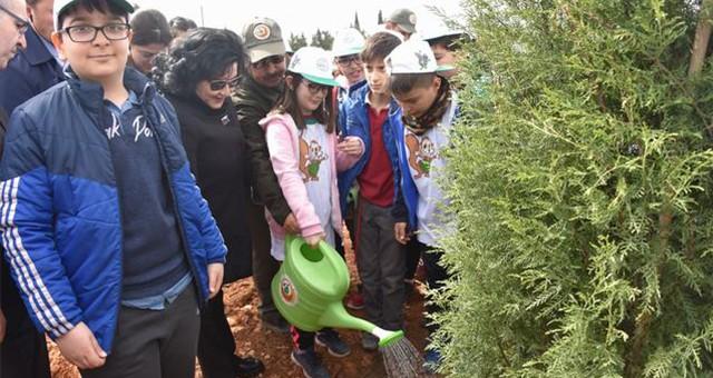 Vali Civelek'e Dünya Ormancılık Günü ve Orman Haftası Ziyareti