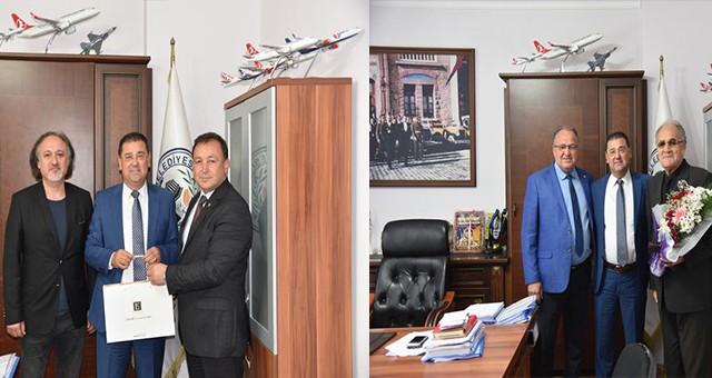 Başkan tokat'a hayırlı olsun ziyaretleri sürüyor