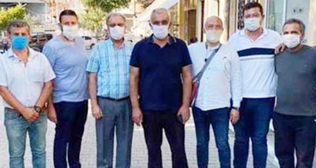 Avcılar Derneği'nde Mustafa Özkan güven tazeledi