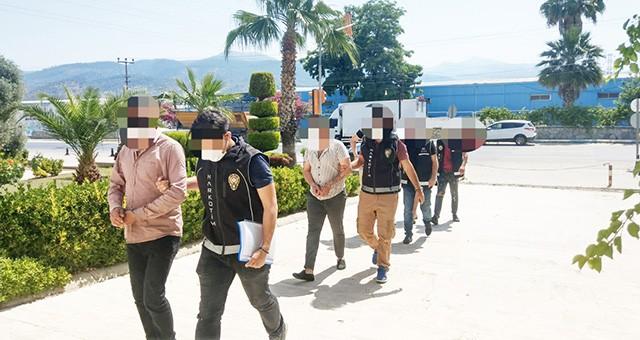 Narkotik suçluları yakalanmaya devam ediyor..