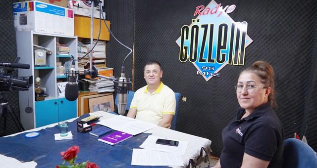 Başkan Tokat Radyo Gözlem'e konuk oldu