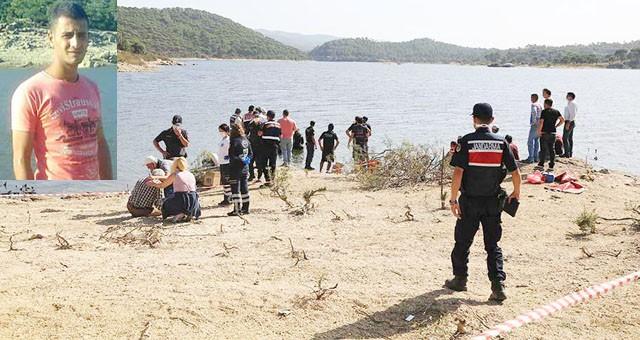 Baraj Gölü'nde Balık avlarken boğuldu