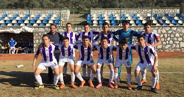 U17 Liginde Şampiyon Yeni Milasspor