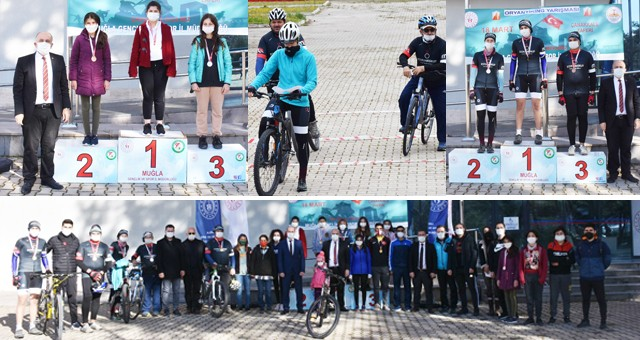 18 Mart Çanakkale Zaferi Oryantiring Yarışması yapıldı