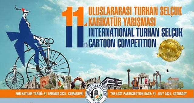 Turhan Selçuk karikatür yarışmasında son katılım tarihi uzatıldı