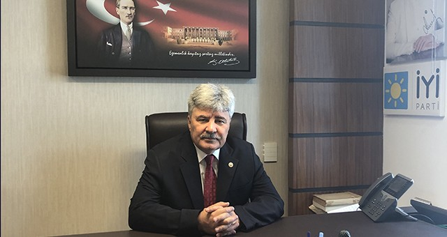 Metin Ergun'dan, 'Kırsal Kalkınma Yatırımlarının  Desteklenmesi Programı'nı Meclise Taşıdı..