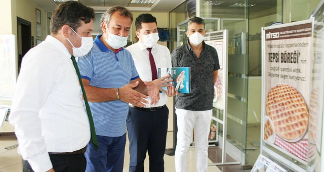 MİTSO, Bodrum Ziraat'ı Milas OSB yatırımcısına desteğe çağırdı