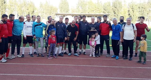 Antalya şampiyonasına hazırlanıyorlar