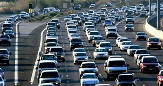 Muğla'da bir yılda araç sayısı %3,6 arttı..