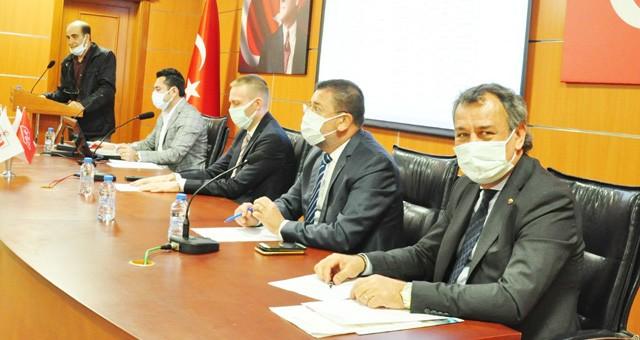 OSB müteşebbis heyeti toplantısı gerçekleştirildi