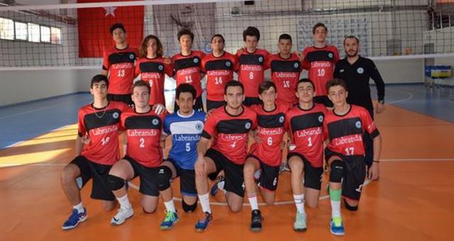 Yıldızların Şampiyonu Milas Belediyespor