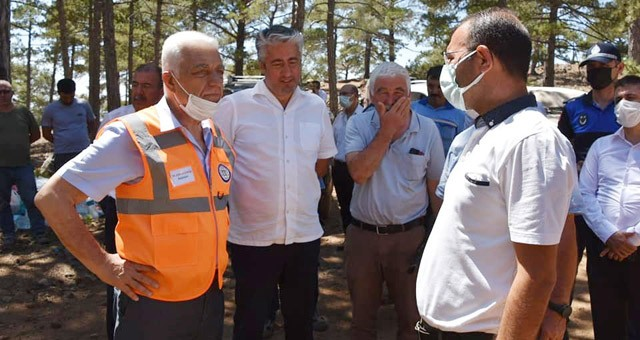 Muğla'daki yangınlar için dayanışma seferberliği