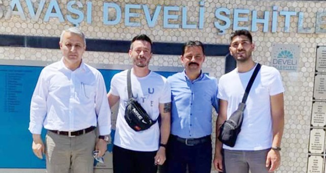 Yeni sezonda Kayseri Develi Belediyespor'da