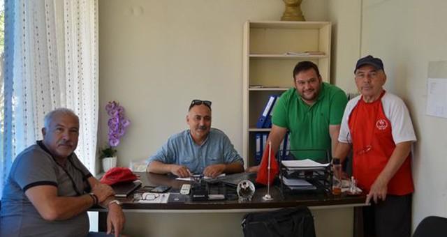 Ahmet Karabıyık'tan açıklama:  Yeni Milasspor' un başarısı için çalıştık...