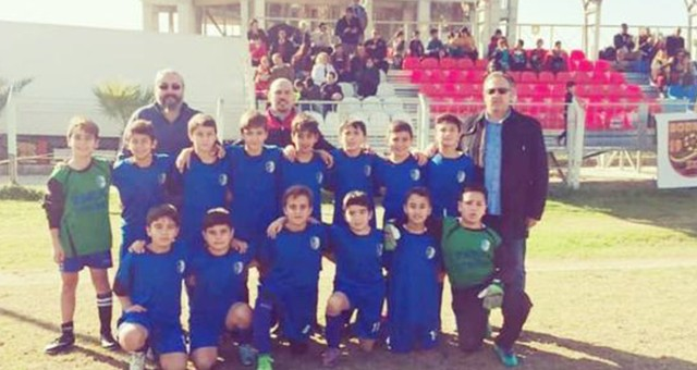 Milas Gençlikspor'un yıldızları şampiyon oldu