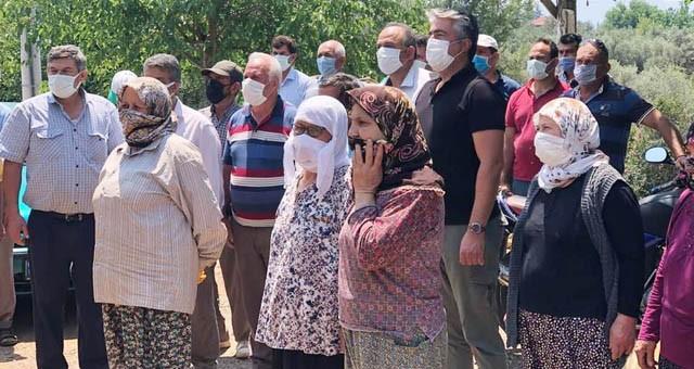 Zeytinliği satışa çıkarılan Köyceğiz'li köylüler isyanda