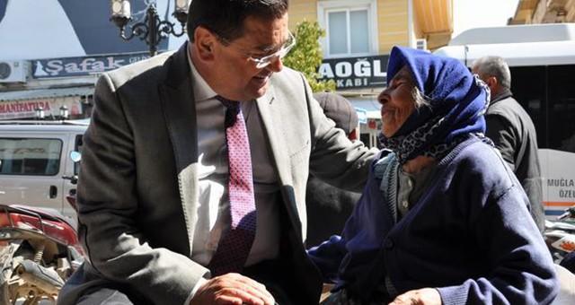 Başkan Tokat'tan 'Salı Pazarı' Mesaisi…
