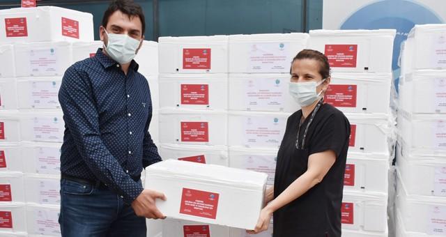 Sağlık çalışanlarına Omega3 desteği….