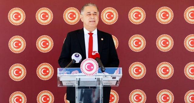 """CHP'li Özcan: """"Covid 19 konusunda artık mızrak çuvala sığmıyor gerçekleri gizleyemiyorlar."""""""