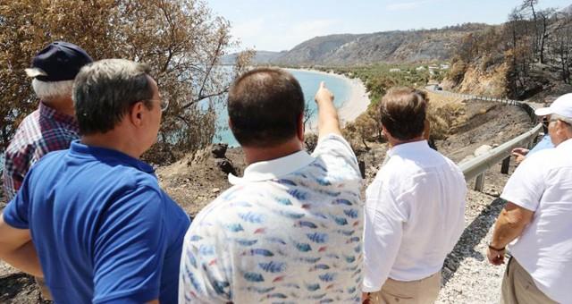 Kıyı Ege Belediyeler Birliği'nden ziyaret