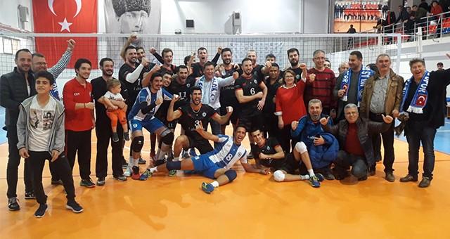İYİ OYUN GALİBİYET GETİRDİ! Voleybolcularımızın Büyük Başarısı: Milas Belediyespor:3 Beşiktaş:1