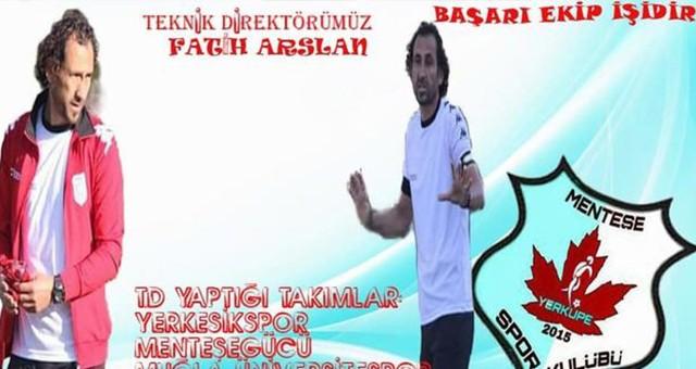 Fatih Arslan Yerküpe'de