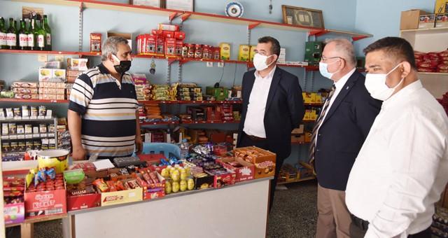 Milas Belediyesi ihtiyaç sahibi vatandaşların yanında