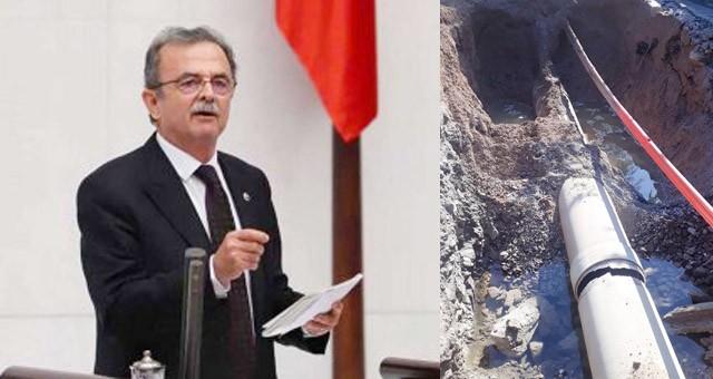 Girgin, Bodrum'daki DSİ hatlarının sorumlularını arıyor