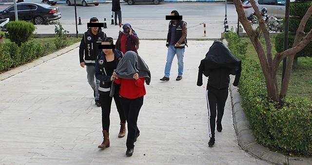 KOM'dan bu kez fuhuş operasyonu… 3 tutuklu…